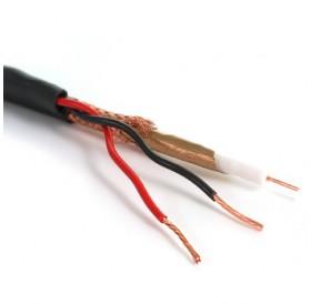 Комбиниран коаксиален кабел  за видеонаблюдение