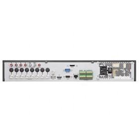 16-Канален 4K пентабриден HD-TVI/AHD/CVI/IP цифров рекордер за видеонаблюдение