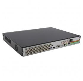 16-канален пентабриден DVR с 16 аудио входа DS-7216HUHI-K2(S)