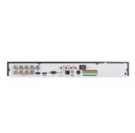 8-канален пентабриден HD-TVI/AHD/CVI/IP DS-7208HQHI-K1/A цифров рекордер HIKVISION