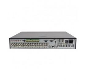 32-канален пентабриден HD-TVI/AHD/CVI/IP DS-7332HQHI-K4 цифров рекордер за видеонаблюдение