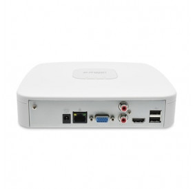 H.265, 4 канален мрежов рекордер, DAHUA NVR2108-4KS2