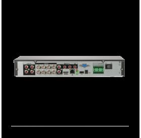 AICoding/H.265+/H.264+  2Mpix 8(12)-канално HDCVI/TVI/AHD/Analog/IP AI цифрово записващо устройство, XVR5108HE-I2