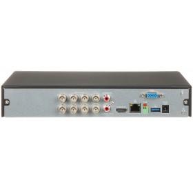 8(16)-канално HDCVI/TVI/AHD/Analog/IP пентабридно AI & IoT цифрово записващо устройство, XVR5108HS-4KL-I2