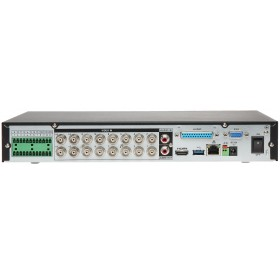 AICoding/H.265+/H.264+ 8Mpix/4K 16(32)-канално HDCVI/TVI/AHD/Analog/IP пентабридно AI & IoT цифрово записващо устройство, XVR5116HE-4KL-I2