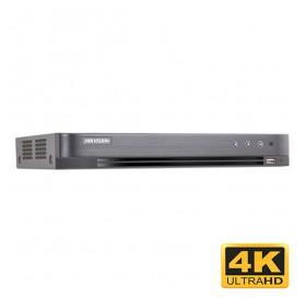 8-канален 4K пентабриден DVR DS-7208HTHI-K2(S)