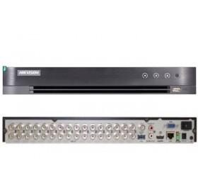 32-канален пентабриден HD-TVI/AHD/CVI/IP DS-7232HQHI-K2 видеорекордер