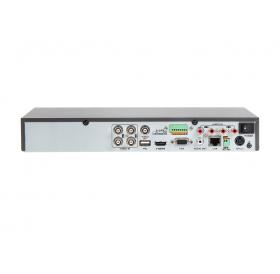 4-канален 4K пентабриден DVR DS-7204HTHI-K1(S)