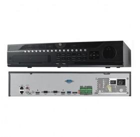 64-канален 4K мрежов рекордер/сървър за видеонаблюдение DS-9664NI-I8