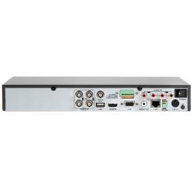 4-канален пентабриден HD-TVI/AHD/CVI/IP цифров рекордер DS-7204HQHI-K1(S)