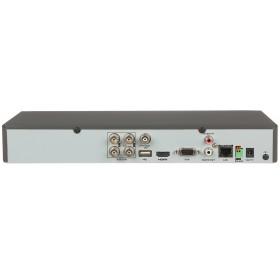 4-канален пентабриден HD-TVI/AHD/CVI/IP цифров рекордер HIKVISION iDS-7204HQHI-M1/S/A