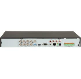 8-канален пентабриден HD-TVI/AHD/CVI/IP цифров рекордер HIKVISION iDS-7208HUHI-M2/S
