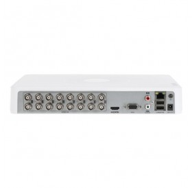 16-канален пентабриден HD-TVI/AHD/CVI/IP DVR DS-7116HQHI-K1(S)