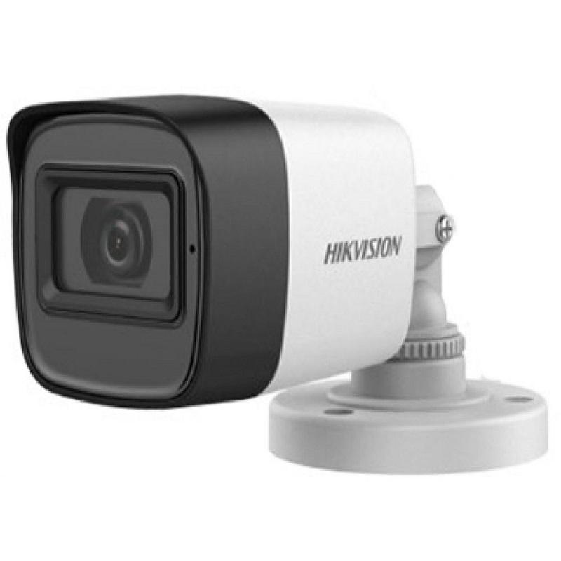 Влагоустойчива 2 Mpx камера за видеонаблюдение (4 in 1) с вграден микрофон