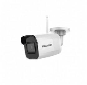Безжична корпусна IP камера за видеонаблюдение HIKVISION с IR до 30 m