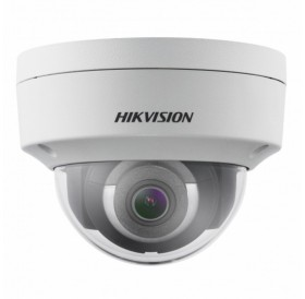 4.0 Мегапикселова куполна IP камера HIKVISION Ден/Нощ с вградено IR осветление с обхват до 30 м