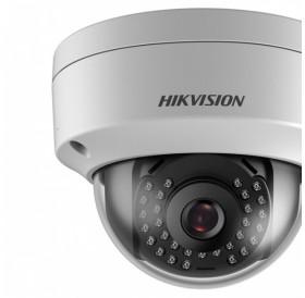 6.0 Мегапикселова куполна IP камера HIKVISION