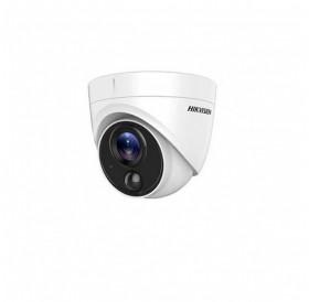 2MPx HD-TVI куполна Ultra-Low Light камера за видеонаблюдение с вграден PIR сензор