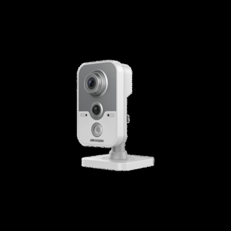 Компактна 2MPx HD-TVI Ultra-Low Light HIKVISION камера за видеонаблюдение с вграден PIR сензор