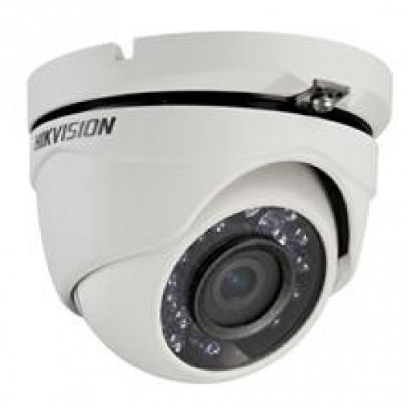 2MP HD-TVI /AHD/CVI/CVBS куполна HIKVISION камера за видеонаблюдение (4 in 1)
