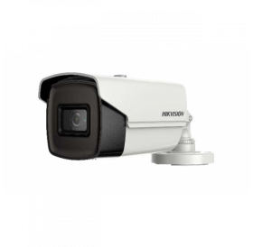 5 Мегапикселова Ultra-Low Light HD-TVI корпусна HIKVISION камера за видеонаблюдение
