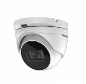 5 мегапикселова HD-TVI Ultra-Low Light куполна камера за видеонаблюдение HIKVISION 4 в 1