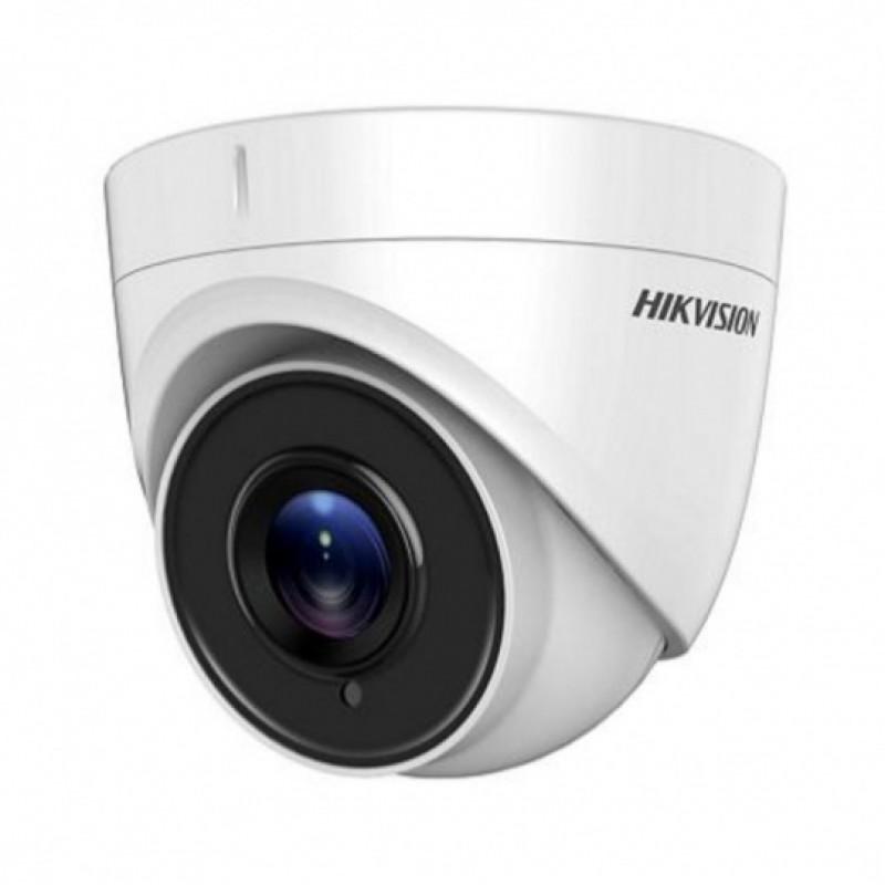 8 Мегапикселова HD-TVI куполна камера за видеонаблюдение HIKVISION