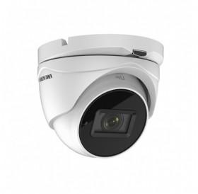 8 Мегапикселова HD-TVI куполна камера за видеонаблюдение HIKVISION 80m