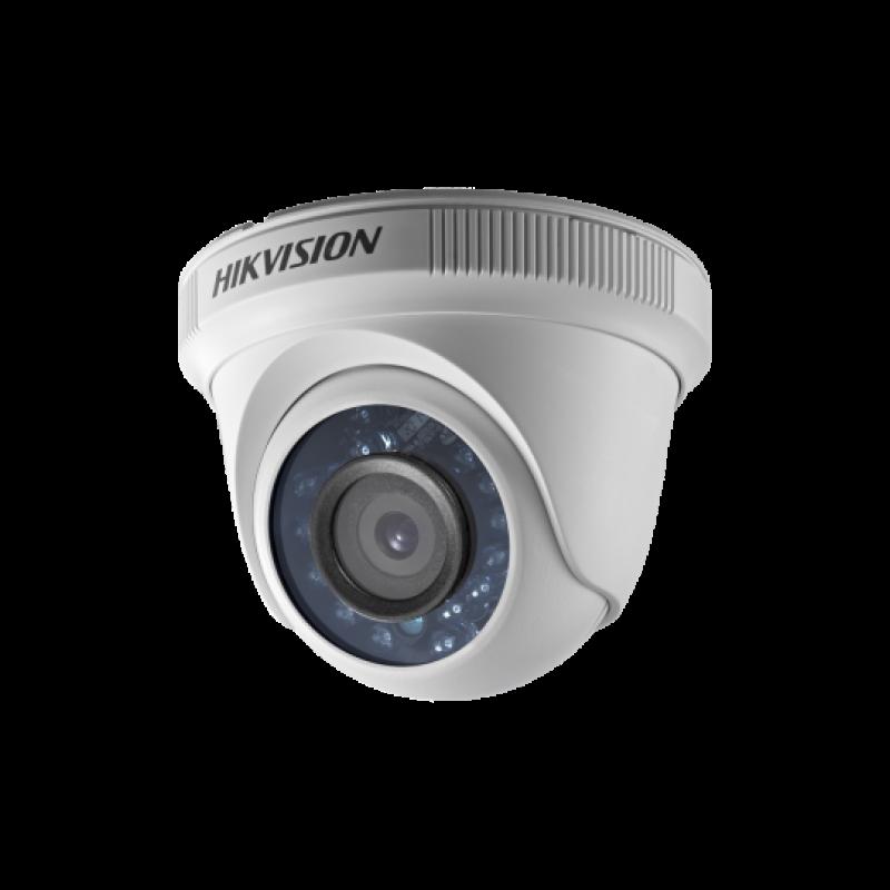 HD-TVI куполна камера за видеонаблюдение с интелигентно IR осветление до 20 метра