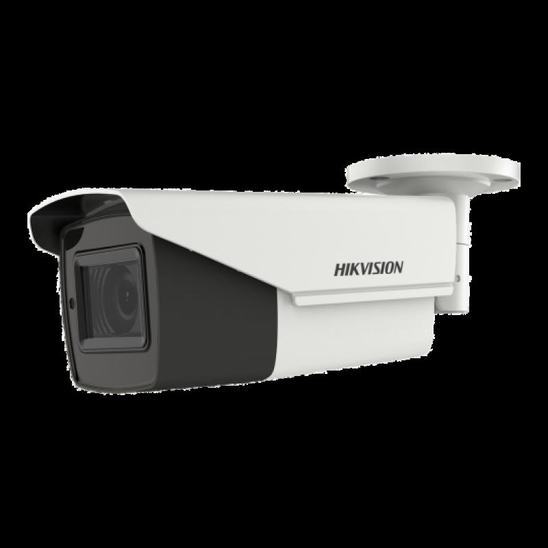 HD-TVI корпусна камера за видеонаблюдение HIKVISION с резолюция 5 MP