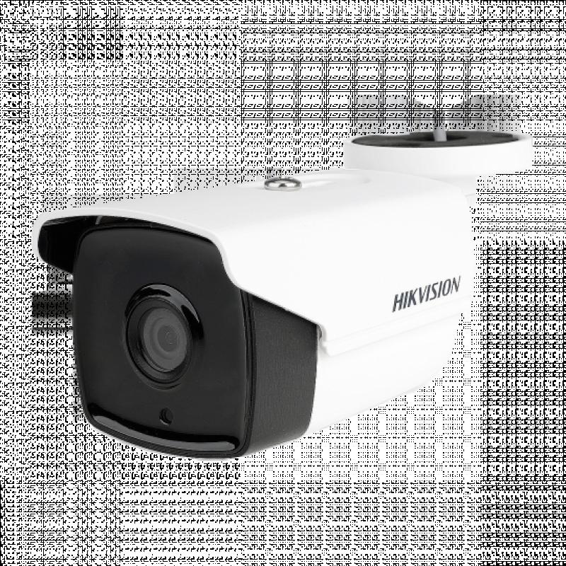 2Mpx 80м. IR TURBO HD HIKVISION камера за видеонаблюдение