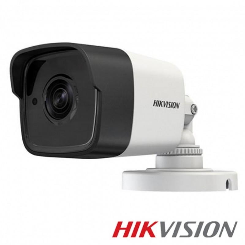 2MPx HD-TVI HIKVISION камера за видеонаблюдение със захранване по коаксиалeн кабел и IR осветление до 20m