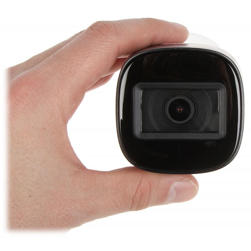 5 Megapixel True Day&Night  HDCVI водоустойчива 4в1 булет камера, HAC-HFW1500C-0280B-S2