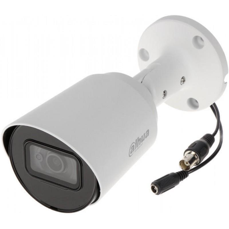 5 Megapixel True Day&Night  HDCVI водоустойчива 4в1 булет камера, HAC-HFW1500T-A-0280B-S2