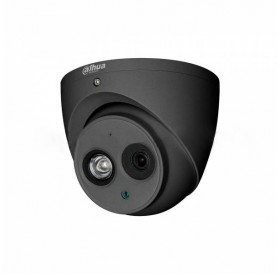 Камера Eyeball HDCVI, 2 MP, IR 50m, черна HAC-HDW1230EM-A-0280B-BLACK