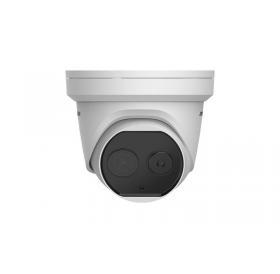 Комбинирана термовизионна/дневна IP камера DS-2TD1217-(2/3/6)/PA