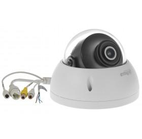 2 MP H.265+ AI Full Color Starlight True DAY/NIGHT IP водо и вандалоустойчива куполна камера, IPC-HDBW5249R-ASE-NI-0360B