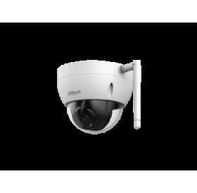 4 MP Безжична IP водо и вандалоустойчива куполна камера, IPC-HDBW1435E-W-0280B-S2