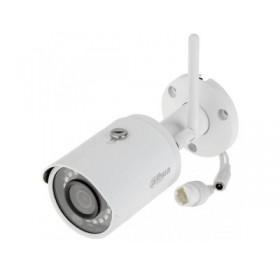 4 MP Безжична IP водоустойчива булет камера, IPC- HFW1435S-W-0280B-S2