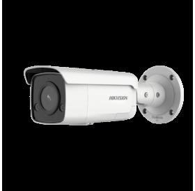 4 MP корпусна AcuSense IP камера за видеонаблюдение DS-2CD2T46G2-ISU/SL