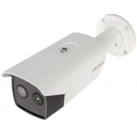 Комбинирана термовизионна/дневна IP камера DS-2TD2617-(3/6/10)/PA