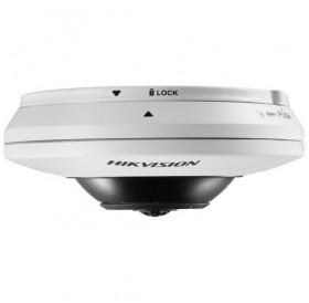 Панорамна 180° HD-TVI камера за видеонаблюдение HIKVISION с Fish-eye обектив
