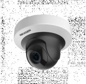 Мини управляема (Pan/Tilt) IP камера HIKVISION за видеонаблюдение с резолюция 2 мегапиксела(1080p) DS-2CD2F22FWD-IS