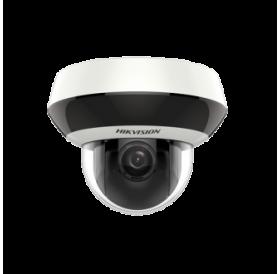 4 Mегапикселова управляема IP мини-камера за видеонаблюдение с IR до 20 m DS-2DE2A404IW-DE3