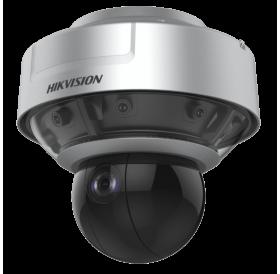 Комбинирана PTZ управляема/Панорамна камера за видеонаблюдение с IR осветление до 150 m DS-2DP1618ZIXS-DE/436/T4
