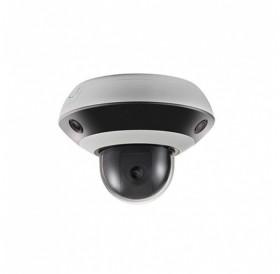 Комбинирана PTZ управляема/Мултисензорна камера за видеонаблюдение с IR осветление DS-2PT3326IZ-DE3