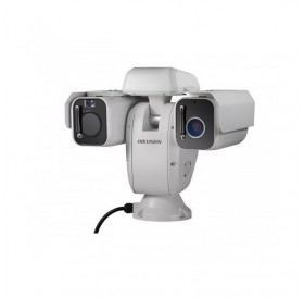 Комбинирана термовизионна/дневна управляема IP камера за видеонаблюдение DS-2TD6266-50H2L/75C2L/V2