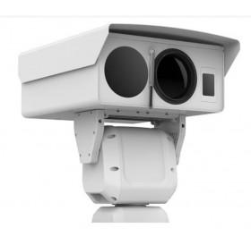 Комбинирана термовизионна/дневна управляема IP камера DS-2TD8166-150ZE2F/V2