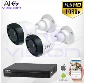 FULL-HD 1080P КОМПЛЕКТ ЗА ВИДЕОНАБЛЮДЕНИЕ