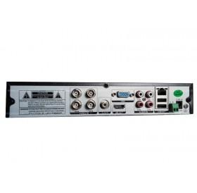 4 канален 5Mpix DVR пентабриден видеорекордер